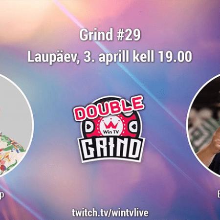 Andres Puusepp vs Erkki Sarapuu Win TV Double Grind