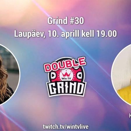 Ilusate Ö-de festival: Teele Viira vs Kristel Aaslaid Double Grind