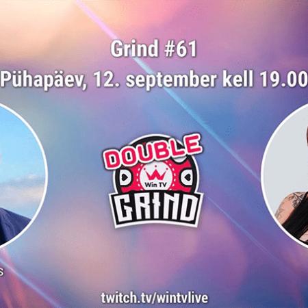 Mallukas ja Kristjan laas asuvad Win TV Grind saates pokkerit mängima